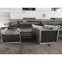 High Pressure Industrial Steam Heat Exchangers 120℃  - 300℃ High Temp Resistance Manufactures