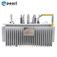 800 Kva 11kv Oil Immersed Power Distribution Transformer With Gas Relay Manufactures