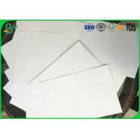 China Grade A 600g Or Other Different Size Double Coated Glossy White Paper For Making Packages on sale