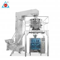 Stainless Steel snack packing machine/Potato Chips packaging machine/Puffed Food packaging machine Manufactures