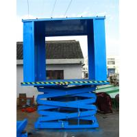 0.25~1m/s hydraulic cargo lift  Low-noise and energy-saving Freight Elevator Manufactures