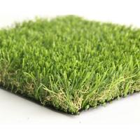 Polyethylene Playground Artificial Grass / 40mm Dtex12000 Monofilament Synthetic Grass Manufactures