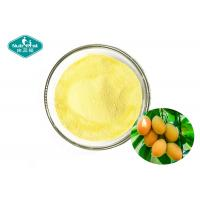 Light Yellow Mangiferin Natural Botanical Extracts 95% From Mango Mangifera Indica For Stress Manufactures