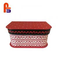 Large Capacity  80gsm 100gsm Double Side Offset Paper Materials Cardboard Gift Boxes Manufactures