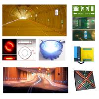 Tunnel Guidance Traffic Control Systems Safety Guiding Warning Lamps Manufactures