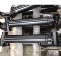 China Forestry Machinery Hydraulic Oil Cylinder Single Acting Steel Body material on sale