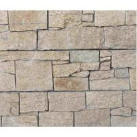 Cladding Natural Cultured Stone Panels For Village Flower Bed Manufactures