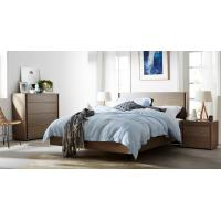 Apartment Furniture Modern design Bedroom sets of Single Bed with Nightstand and Drawer Chest Manufactures