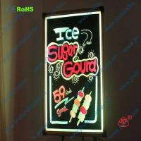 led fluorescent signboard Manufactures