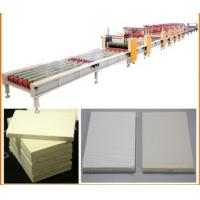 Quality Decorative Eps Mgo Sandwich Wall Panel Equipment Fiber Cement Board Making for sale