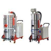 Max 25Kpa Concrete Grinding Vacuum Cleaners 380v-440V Three Phrase Manufactures