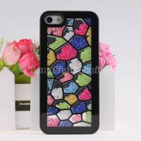 New Bling Crystal Diamond Cases Cover For iPhone 5 Manufactures