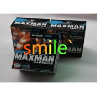Maxman Ii Sex Energy Capsule For Kidney Function , Mmc Sexual Health Capsules Tablets Manufactures