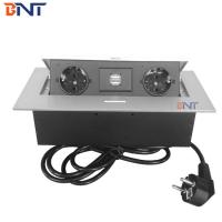 China office furniture table gas pop up sockets with network hdmi vga usb data on sale