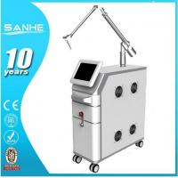 2016 hottest High Quality Q-switch Nd Yag Laser Tattoo Removal/new laser for tattoo remova Manufactures