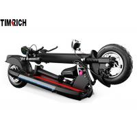 China Foldable  Two Wheel Electric Scooter 48V 500W Brushless Hub Rear Motor TM-TM-H06C on sale