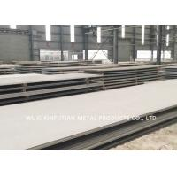 430 Stainless Steel Sheet / Magnetic Hot Rolled Steel Plate For Chemical