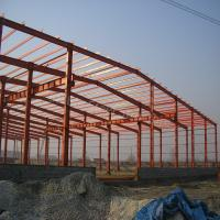 Prefabricated Steel Structure Hangar Building for Sale from professional supplier