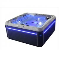 Optional Color Therapeutic Spa Hot Tub Waterfall Music Speaker For Outdoor Manufactures
