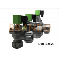 DMF-ZM-20 Solenoid Pulse Valve / VITON Right Angle Dust Collector Valves Manufactures