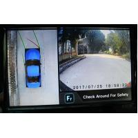 Quality HD 3D 360 Around View Monitoring, Multi-Mode View Angle for Cameras, Eliminating for sale