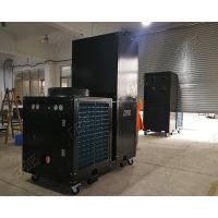 10 Ton Portable Outdoor AC Unit All In One Structure Air Volume 6250 M3/H Manufactures