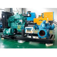High pressure diesel water pump  with night light for Fire , Maritime , Sewage Manufactures