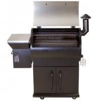 China BBQ Smoker Barrel Fuel Wood Chip Burning Grills Stainless Steel Charcoal Grill on sale