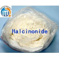 China 99% Purity Qualified Glucocorticoid Steroids Halcinonide CAS Number 3093-35-4 on sale