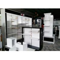 Large Capacity Clothing Display Case Customized Size For Men Retail Shop Manufactures