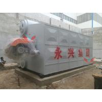 High Pressure Gas Fired Steam Boiler Fully Automatic Flexible Water Tube Boiler Manufactures