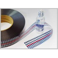 PVC PET Shrink Film Drink Bottle Labels With High Speed Printing Conditioner Manufactures