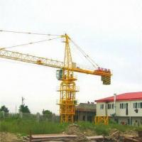 Tower Crane with 6T Maximum Lifting Capacity and Working Range of 56m Manufactures