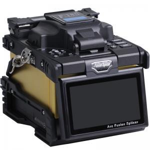 China Anti Shock FTTx Fusion Splicer / Fiber Optic Cable Single Fibre Splicing Machine on sale