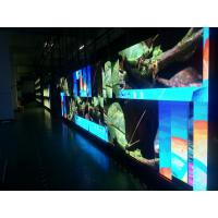 China P10 SMD Front Service Led Billboard Display Energy Saving 320 * 320mm Module on sale