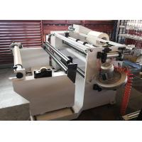 Busbar Polyester Film Slitting Machine For Mylar Cutting Use On Busbar Insulation Manufactures