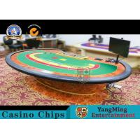 Baccarat Tables Casino NiuNiu Gaming Table Deluxe Casino Grade Heavy Duty Manufactures