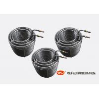 Buy cheap Chilled Water Coiled Tube Heat Exchanger , Spiral Wound Heat Exchanger High Efficiency from wholesalers