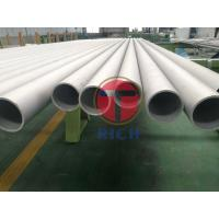 China Heat Exchanger Stainless Steel Precision Tubing / Stainless Steel Boiler Tubes on sale