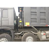 Quality 12 Wheeler Four Axles 50 Ton Dump Truck , Heavy Duty Tipper Trucks ZZ3317N3567A for sale
