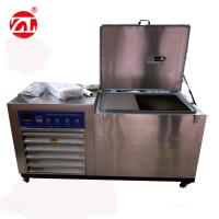 Shoes Thermal Insulation Leather Testing Machine With Stainless Steel ASTM D 1790 Manufactures
