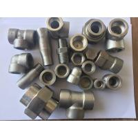 China Super Duplex Stainless Steel 2507 1.4410 ASTM A182 F53 S32750 Pipe Fittings on sale