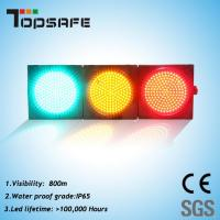 LED Traffic Signal Lamp with Full Ball (TP-JD300-3-PM3) Manufactures