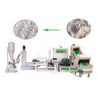 Low Consumption Plastic Recycling Granulator Machine With Crushing Barrel Manufactures