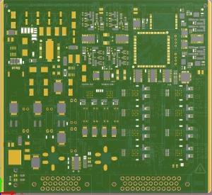 Electrical Motor Control Custom Circuit Board / Fr4 Printed Circuit Board Manufactures