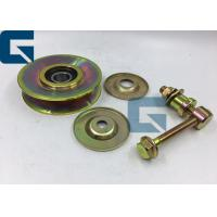 CAT E320C 320C Excavator Engine Parts 2553018 Air Compressor Pulley Group Idler 255-3018 Manufactures