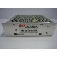 Buy cheap 15W single Output Switching Power Supply , NES-50-5 5V10A Mean Well Power Supply from wholesalers