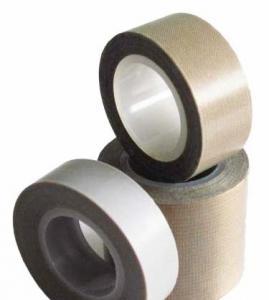 China Industrial Teflon Conveyor Belt Ptef Backed Metal / Detectable Teflon Tape on sale