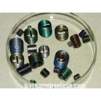 HOT sale M36X3 heli/coil type screw thread insert Manufactures