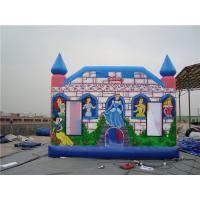 China Waterproof Huge Inflatable Water Jumping Castles For Adults Wear Resistance on sale